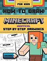 How To Draw Minecraft For Kids: Minecraft Drawing