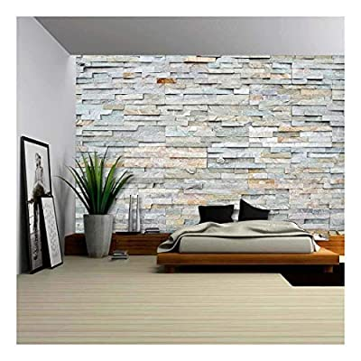 Stone Wall Background - Wall Murals