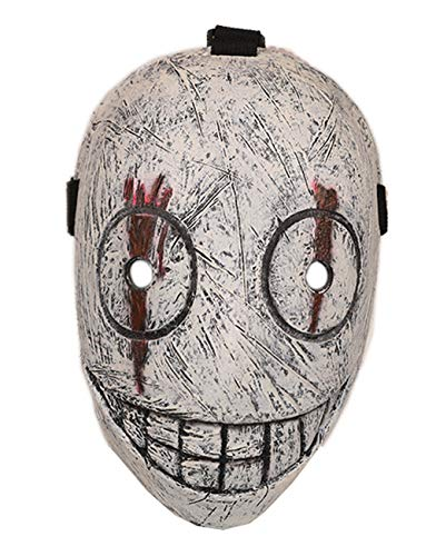 (Legion Frank Mask Props Accessories for Adult)