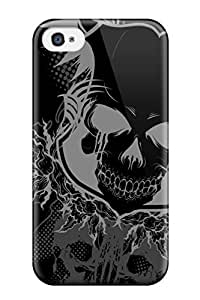 For PyTcHhE1349uLHHq Skull Protective Case Cover Skin/iphone 4/4s Case Cover