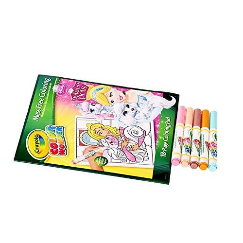 Crayola 75-2133 libro y página para colorear - libros y páginas para ...