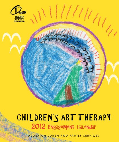 Children's Art Therapy 2012 Engagement Calendar