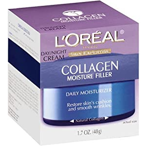 Collagen Moisture Filler Day/Night Cream, 1.7 oz