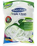 DenTek Triple Clean Floss Picks 150 count