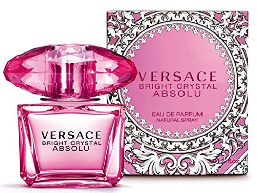 Versace Bright Crystal Absolu Eau de Perfume Spray, 3.0 - Versace Crystal