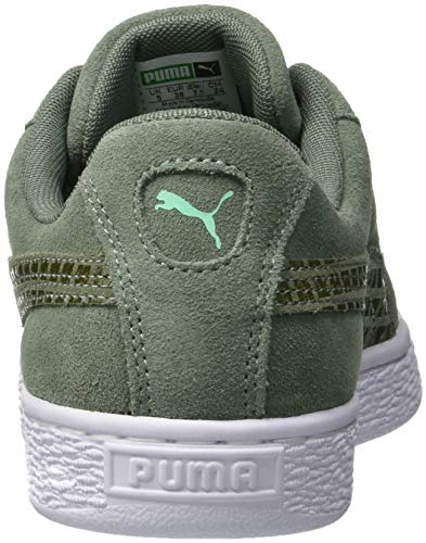 2 Street Gris Sneakers 02 Puma Wreath Suede Laurel Femme Wn's Heart Basses laurel Wreath qTwTF1t