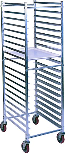 Winholt AL-1820BKD/HD Heavy Duty Knockdown Pan - Bakery Pan Rack