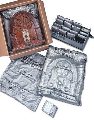 "22"" x 27"" (No. 80) Sealed Air Instapak Quick Foam Packaging Bags (30 Bags) - AB-535-80"