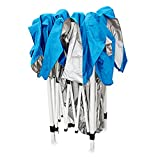 Quictent-Silvox-Waterproof-8×8-EZ-Pop-Up-Canopy-Commercial-Gazebo-Party-Tent-Light-Blue-Portable-Pyramid-roofed-Style-Removable-Sides-With-Roller-Bag