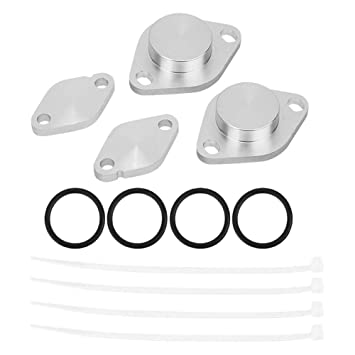 Removal Blanking Plate Kit Fit for Land Rover Discovery 3//Range Rover Sport TDV6 Aramox Removal//Blanking Plate Delete kit
