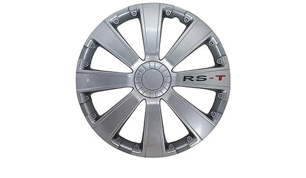 14 tapacubos RST Set de 4 para Chevrolet Kalos (05 - 08: Amazon.es: Coche y moto