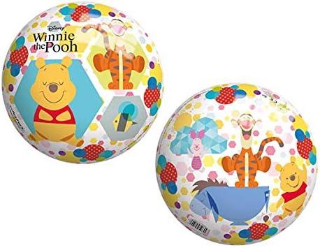 John 50699 Winnie The Pooh - Pelota de plástico, 23 cm [Importado ...
