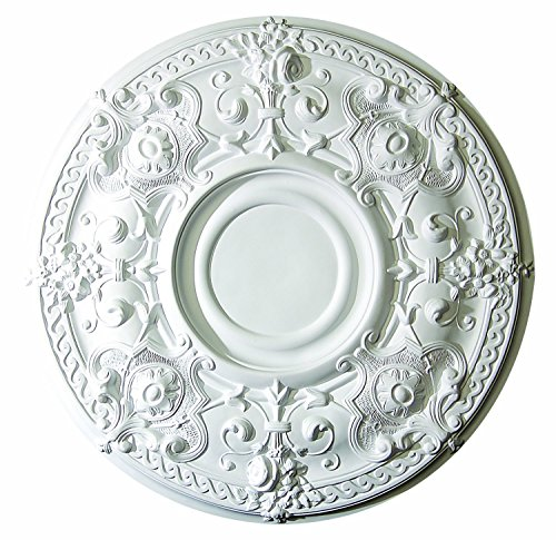 - China by WI Exquisite 28-inch Round Ceiling Medallion