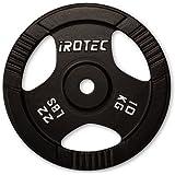 IROTEC(アイロテック) アイアンプレート 10KG / ダンベル バーベル兼用プレート
