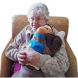 Memory Loss Large Therapy Doll & Pillow -Huggable Beagle