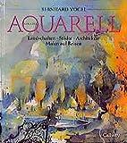 Aquarellmalerei. Landschaften. Städte. Architektur. Malen auf Reisen.
