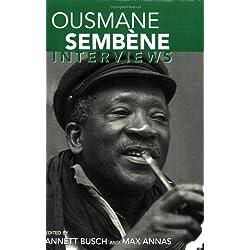 Ousmane Sembène: Interviews (Conversations With Filmmakers Series)
