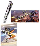 Official Blizzard Overwatch Mini Posters Blind Box