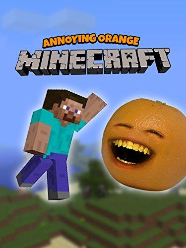 Clip  Annoying Orange Vs Minecraft