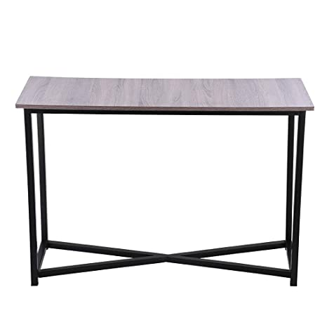 Miraculous Amazon Com Pratcgoods Vintage Console Sofa Side Table Pabps2019 Chair Design Images Pabps2019Com