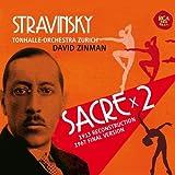 zinman great symphonies - Stravinsky: Le Sacre Du Printemps