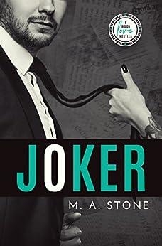 Joker: Bid on Love : Bachelor #3 by [Stone, M.A.]