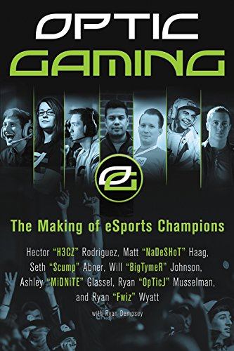 Pdf Technology OpTic Gaming: The Making of eSports Champions