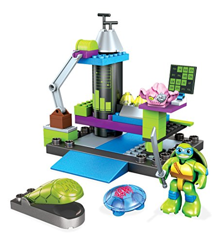 Mega Construx Teenage Mutant Ninja Turtles Half-Shell Heroes Factory Battle (Teenage Mutant Ninja Turtles Bad Guys)
