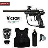 Spyder Victor Paintball Gun Protective Package – Black For Sale