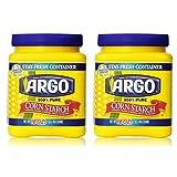 Argo Corn Starch 16 oz (Pack of 2)