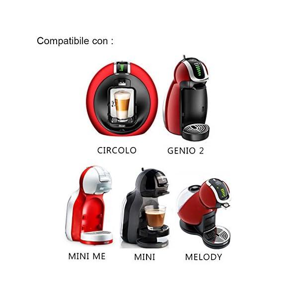 DELONGHI Macchina da caffè Acqua Contenitore Serbatoio Dolce Gusto Melody 3 Genio 2