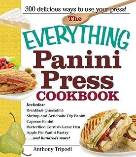 The Everything Panini Press Cookbook (1440527695) | Amazon price tracker / tracking, Amazon price history charts, Amazon price watches, Amazon price drop alerts