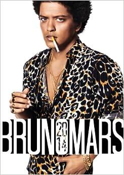 Bruno Mars 2014 Calendar