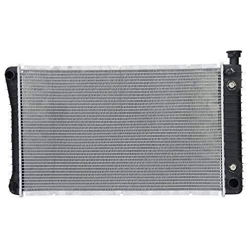 Klimoto Brand New Radiator for Chevy GMC C K R V 88-95 4.3 V6 5.0 5.7 V8 (1990 Chevrolet C2500 Radiator)