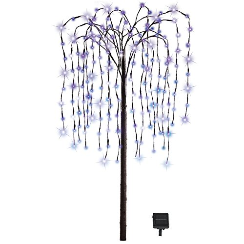 Outdoor Lighted Peacock in US - 9