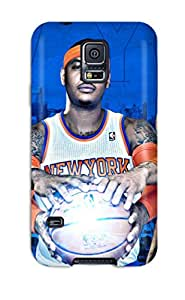 new york knicks basketball nba NBA Sports & Colleges colorful Samsung Galaxy S5 cases