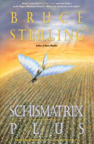 Book cover for Schismatrix