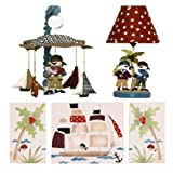 Cotton Tale Designs Decor Kit, Pirates Cove