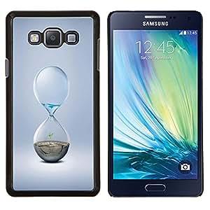 "Be-Star Único Patrón Plástico Duro Fundas Cover Cubre Hard Case Cover Para Samsung Galaxy A7 / SM-A700 ( Reloj de arena Diseño"" )"