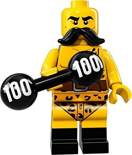 LEGO Collectible Minifigures Series 17 71018 - Circus Strong Man