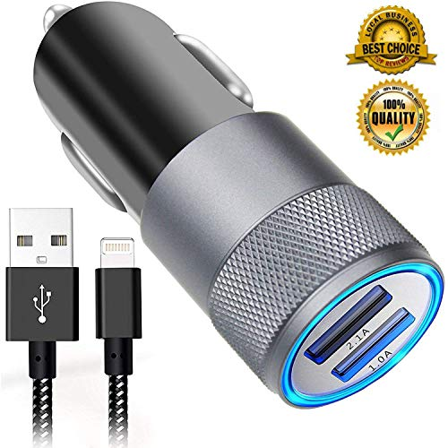 car charger for iphone 6 - 5