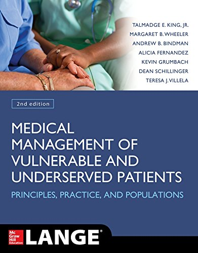 Medical Management of Vulnerable and Underserved Patients: Principles, Practice and Populations