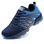 Axcone Homme Femme Air Running Baskets Chaussures Outdoor Running Gym Fitness Sport Sneakers Style Multicolore… 6