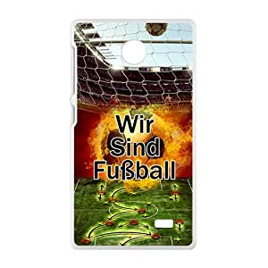 Wir Sind Football Bestselling Hot Seller High Quality Case Cove For Nokia Lumia X