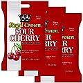 Regal Sour Cherry Drops 3 4oz. Bags