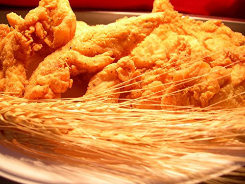 1st.TIME BUYER PROMO 40 #Bx.Crispy Breading For Chicken / Fish Use With Broaster Pressure Fryer Henny by Roaster's Own (Image #1)