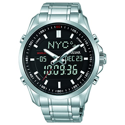 (Pulsar PZ4021X1 Mens Sport Watch)