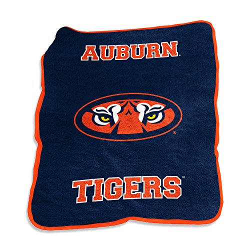 Auburn Throw Fleece Tigers (Logo Brands NCAA Auburn Tigers Mascot Throw)