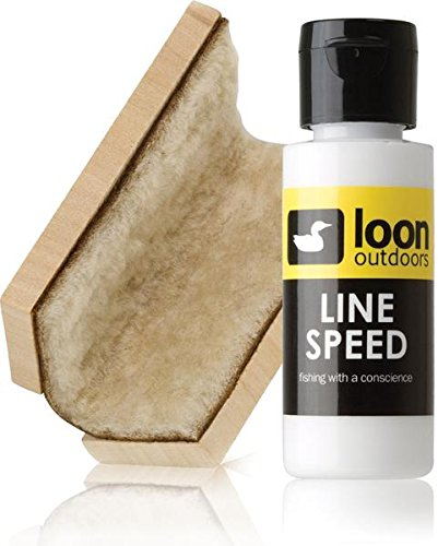 Loon Outdoors Line Up Fly Line Cleaning (Fly Line Dressing)