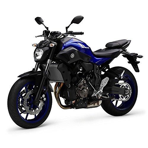 Rear Hugger Bodystyle Yamaha MT 07 2017 Blue Amazoncouk Car Motorbike